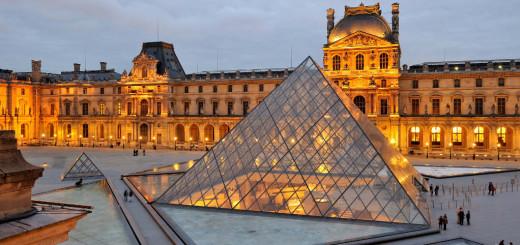 Musée-du-Louvre-France